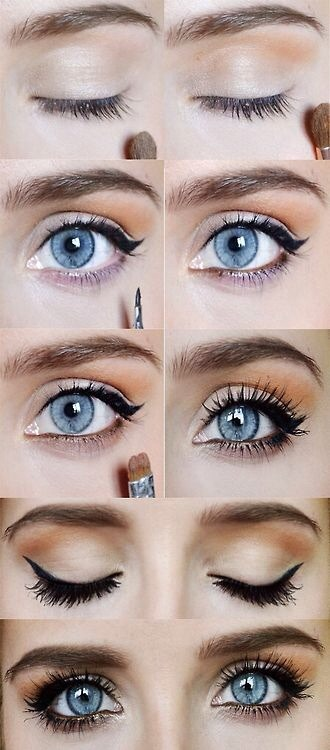 Gorgeous Natural Eye Makeup!