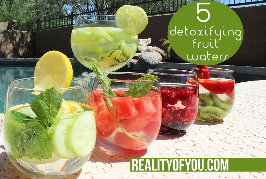 Cleanse Your Body With Your Own Homemade Detox Water Trusper