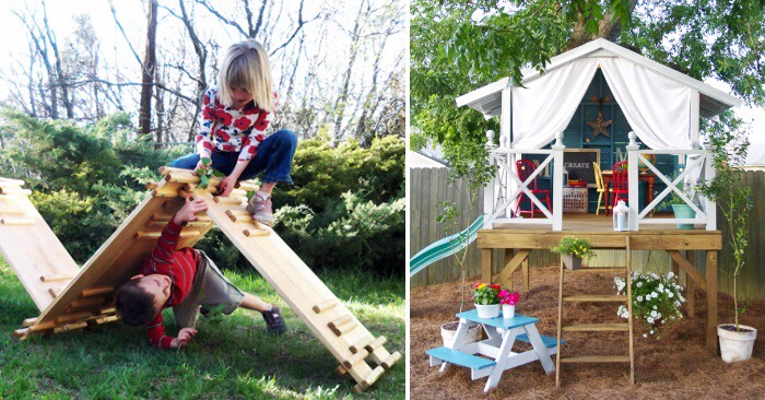Fun Backyard Ideas For Kids Trusper