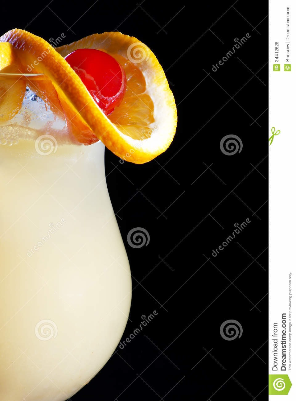 Best mixed drink ever orange creamsicle pina colada for Best mix drink ever
