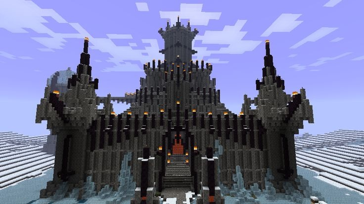 Awesome Minecraft Buildings
