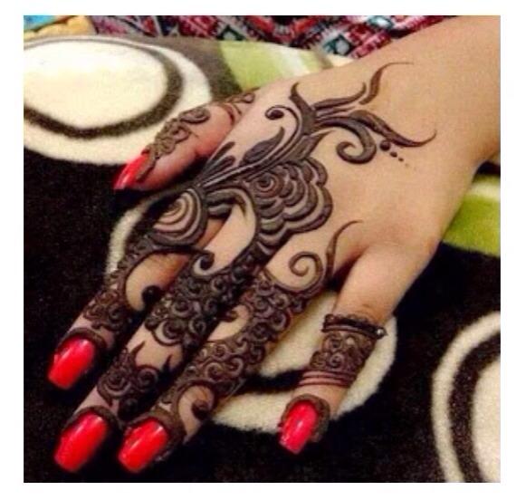 Henna Designs ❤️❤️