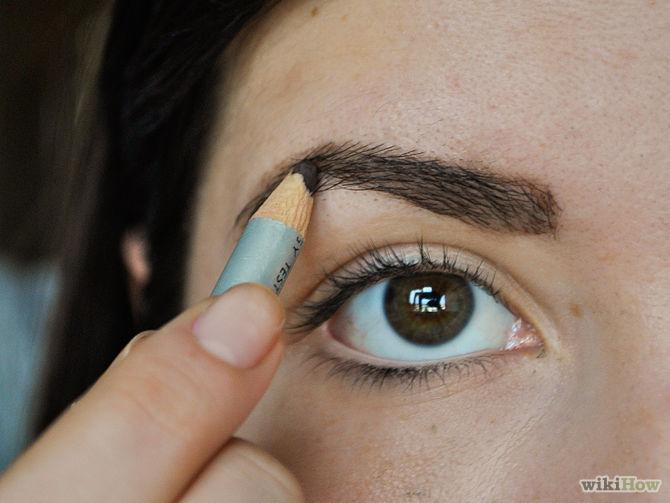 how to get your eyebrows darker