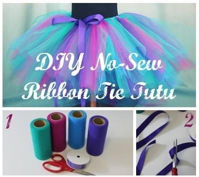 💎❄DIY no sew gorgeous tutu❄💎