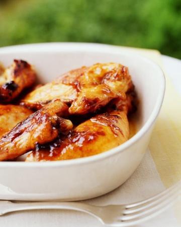 Apricot-Glazed Chicken | Trusper