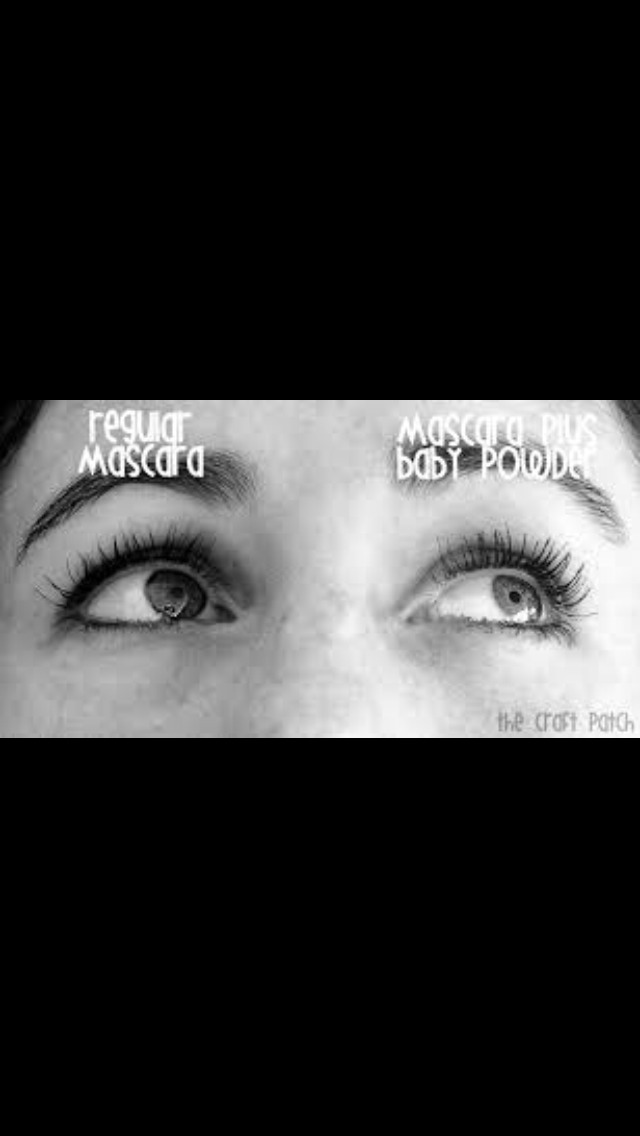 how to make your lashes look longer and thicker
