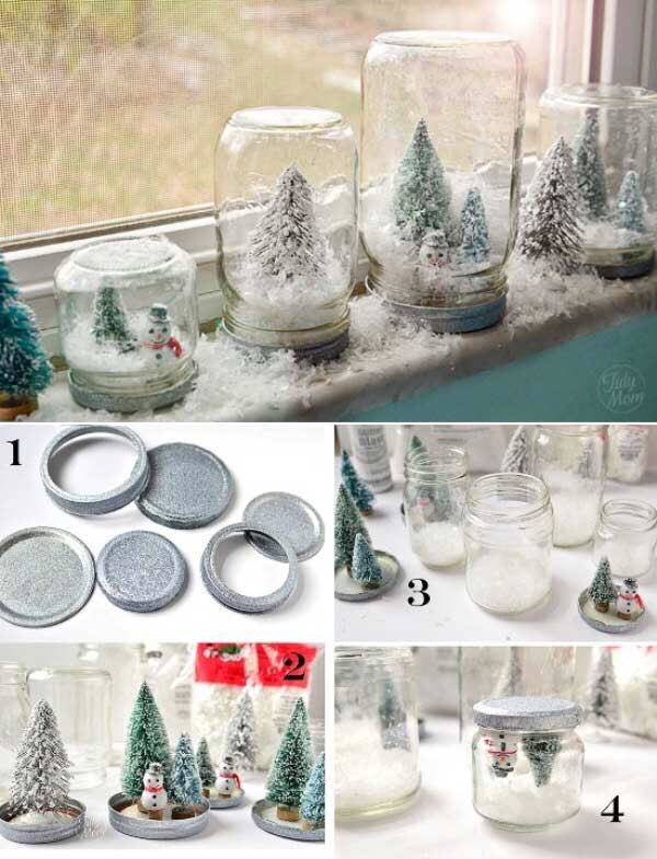 ♡36 Easy DIY Christmas Decorations♡