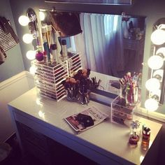 💋Ideas For A Great Makeup Space💋
