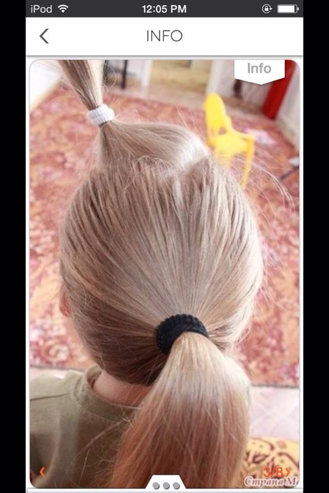 Beautful Braided Bun!! SO Easy!!!!