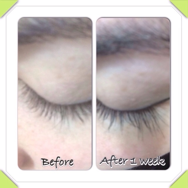 Get Longer Lashes In One Week!