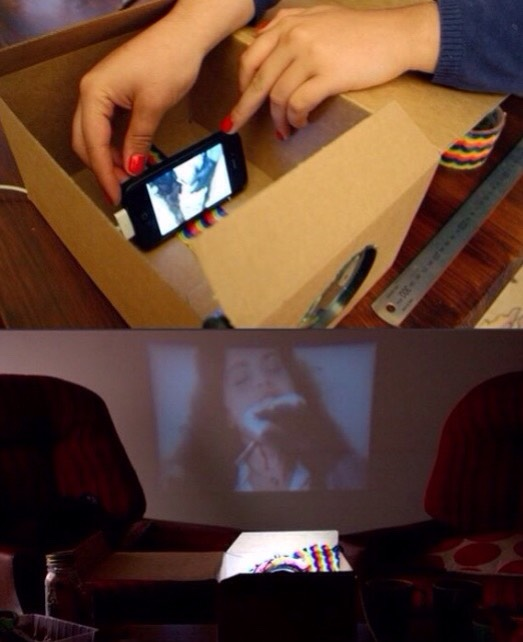 ✨$3 Home Projector ✨