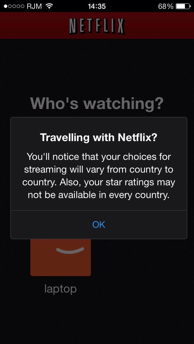 how to watch uk netflix in us on iphone