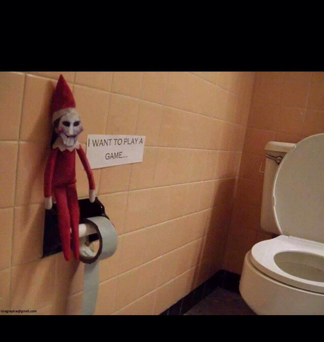 A Funny Elf On The Shelf More For Adults Trusper