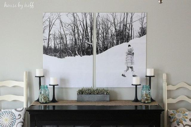 Turn Your Photos Into Wall Art — For Less Than $10!