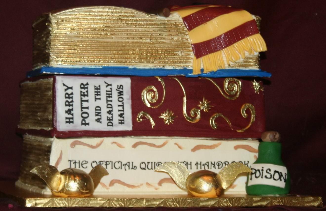 Harry Potter Wedding Cakes Trusper