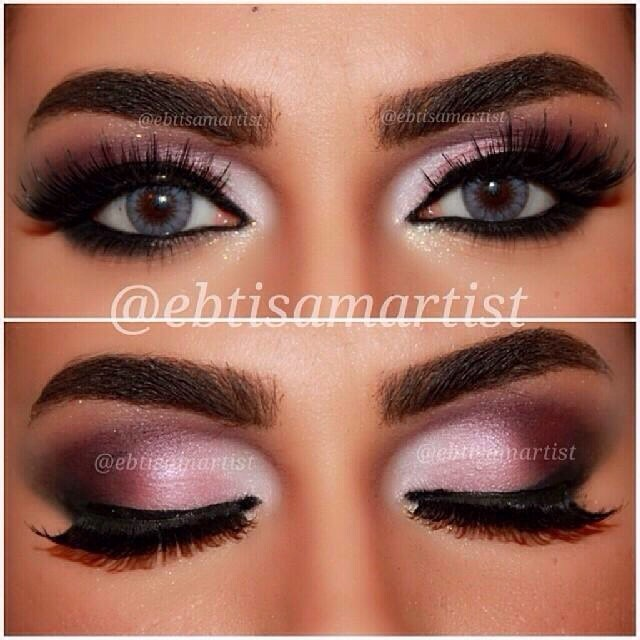 Some Great Valentine's Makeup!