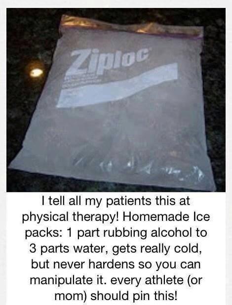 how to make liquid ice