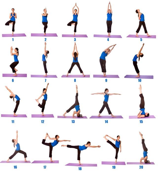 Yoga Poses For Beginners Yoga poses for beginners