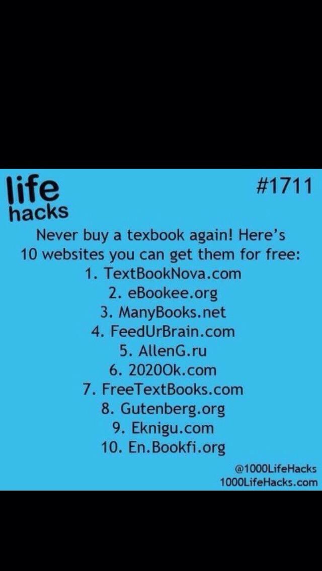 Free Textbooks!!!!