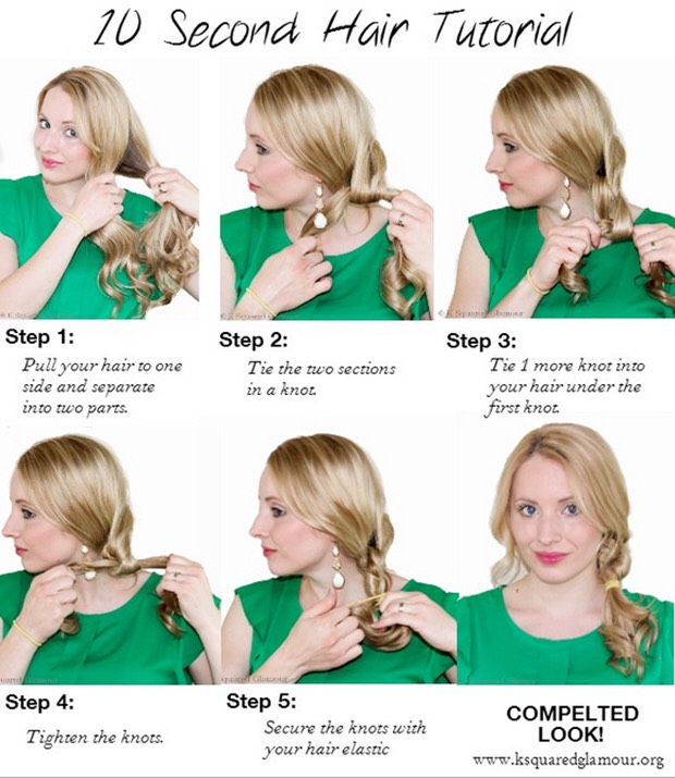 Super Easy Back To School Hairstyle Tutorials! ???? ?????