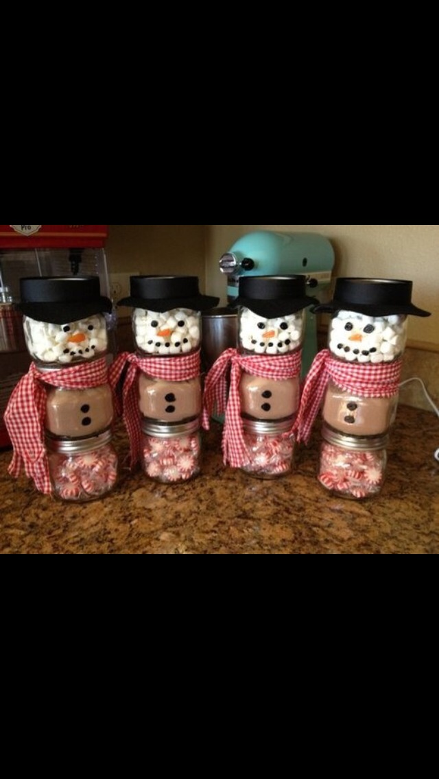 Christmas DIYs Cheap Gifts