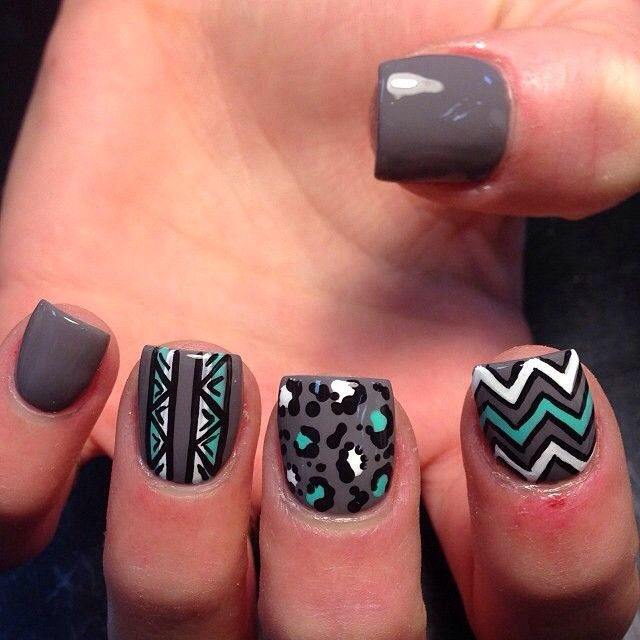 Cute Nail Designs For Prom: Cute Nail Ideas For Prom!