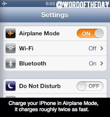 how to get your iphone to charge faster