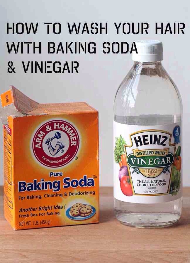 washing your hair with vinegar and baking soda keeps it clean for longer and your hair grows. Black Bedroom Furniture Sets. Home Design Ideas