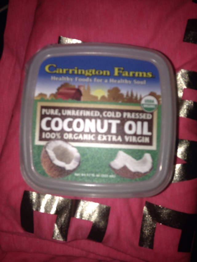 How Coconut Oil Made My Teeth Whiter, Hair And Skin Softer, And Tummy Flatter.
