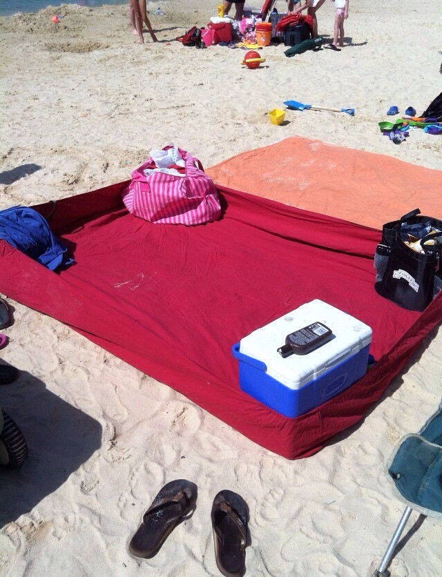 We've Been Doing It All Wrong When At The Beach!
