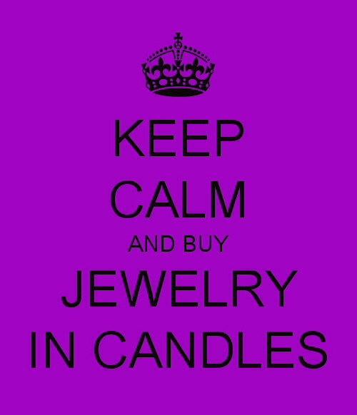 Jewelry In Candles!
