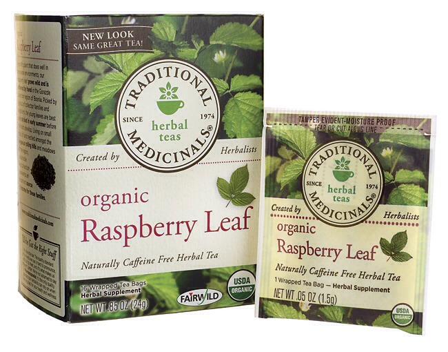 Raspberry leaf tea pms