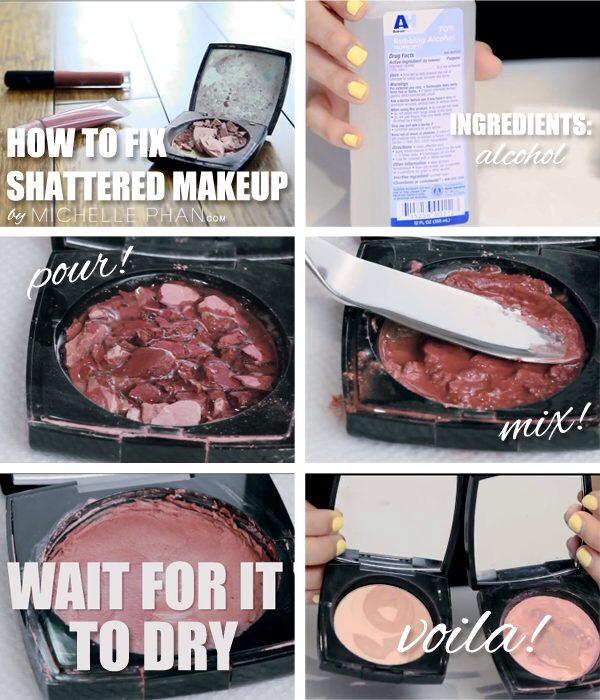 DIY Makeup Fix!