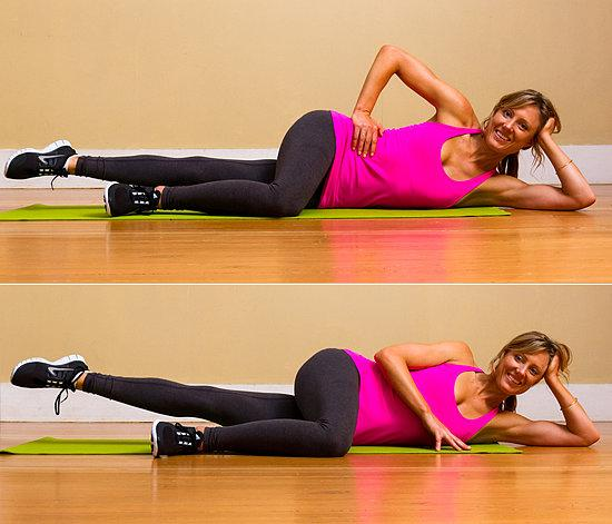how to lose thigh muscle in a week