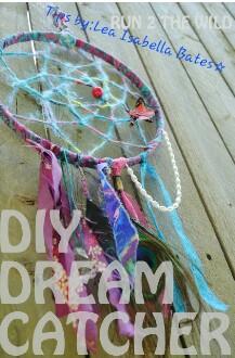 DIY Dream Catcher! #Tipit