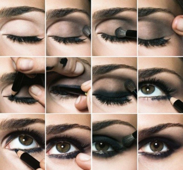 10 Irresistible Smokey Eye Tutorials!