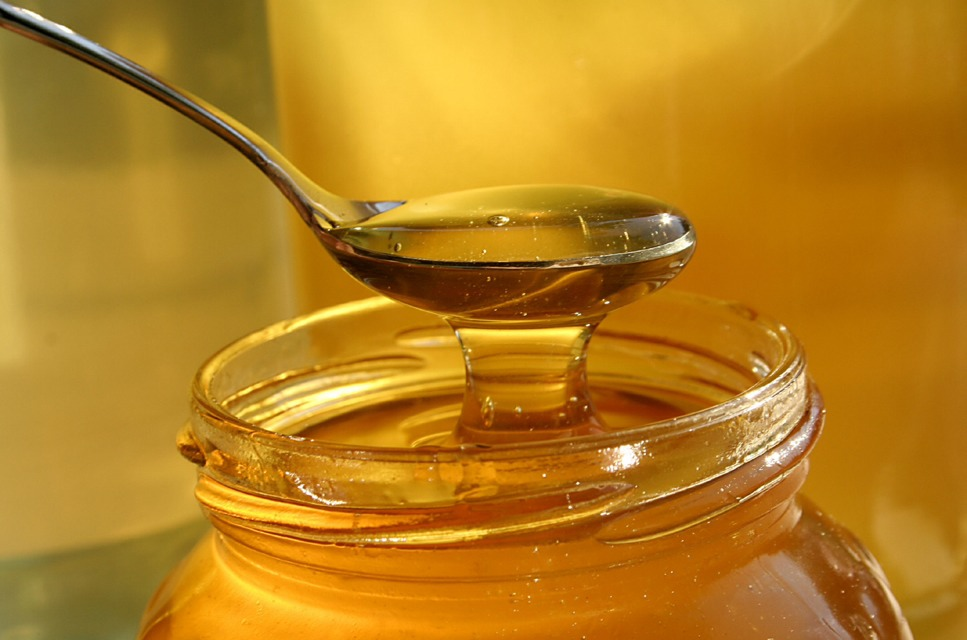 If You Have A Sore Throat Put Honey On Your Tongue And Let It Slide Down Your Throat