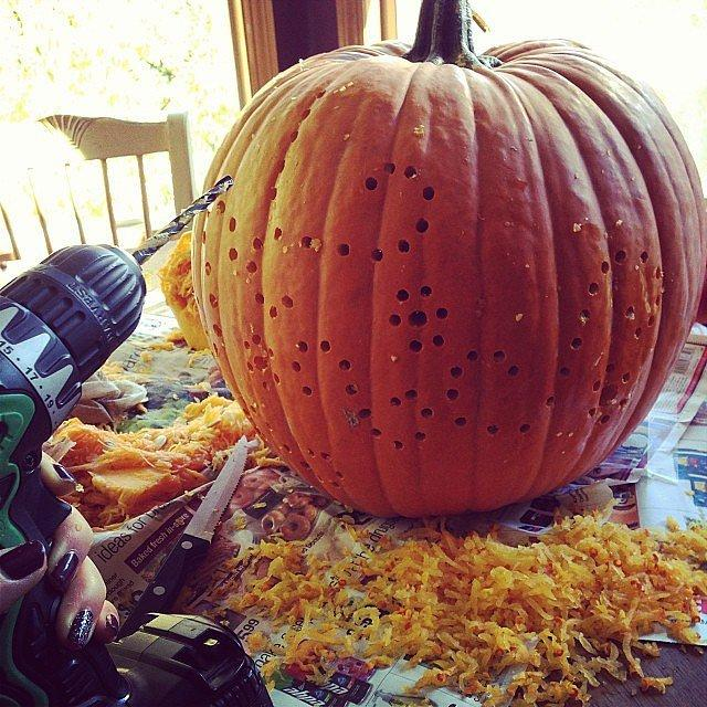 Ways to decorate pumpkins without carving trusper