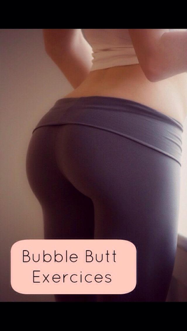 Perfect Bubble Butt Workout 🍑🍑
