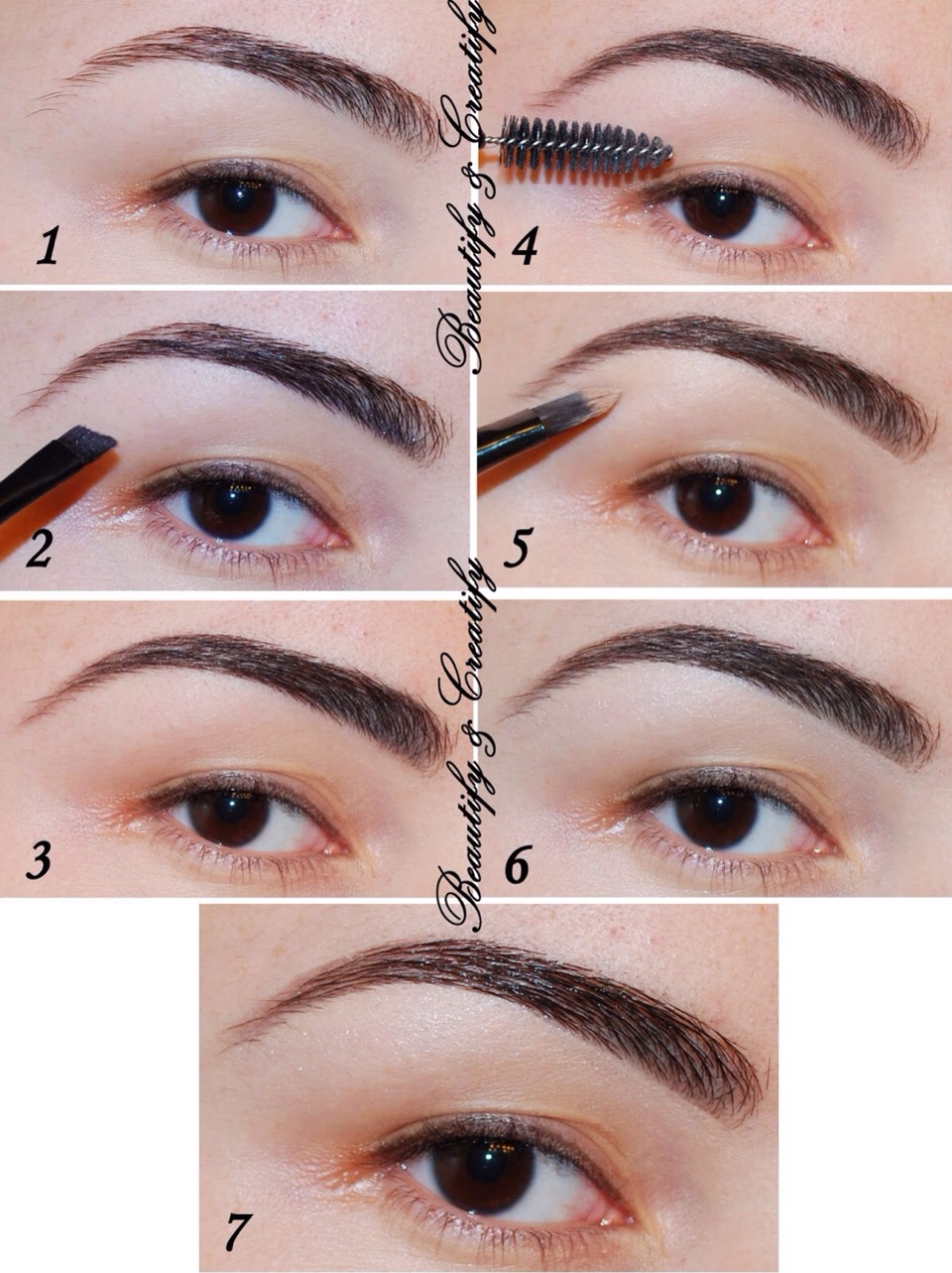 How To Shape Eyebrows Trusper