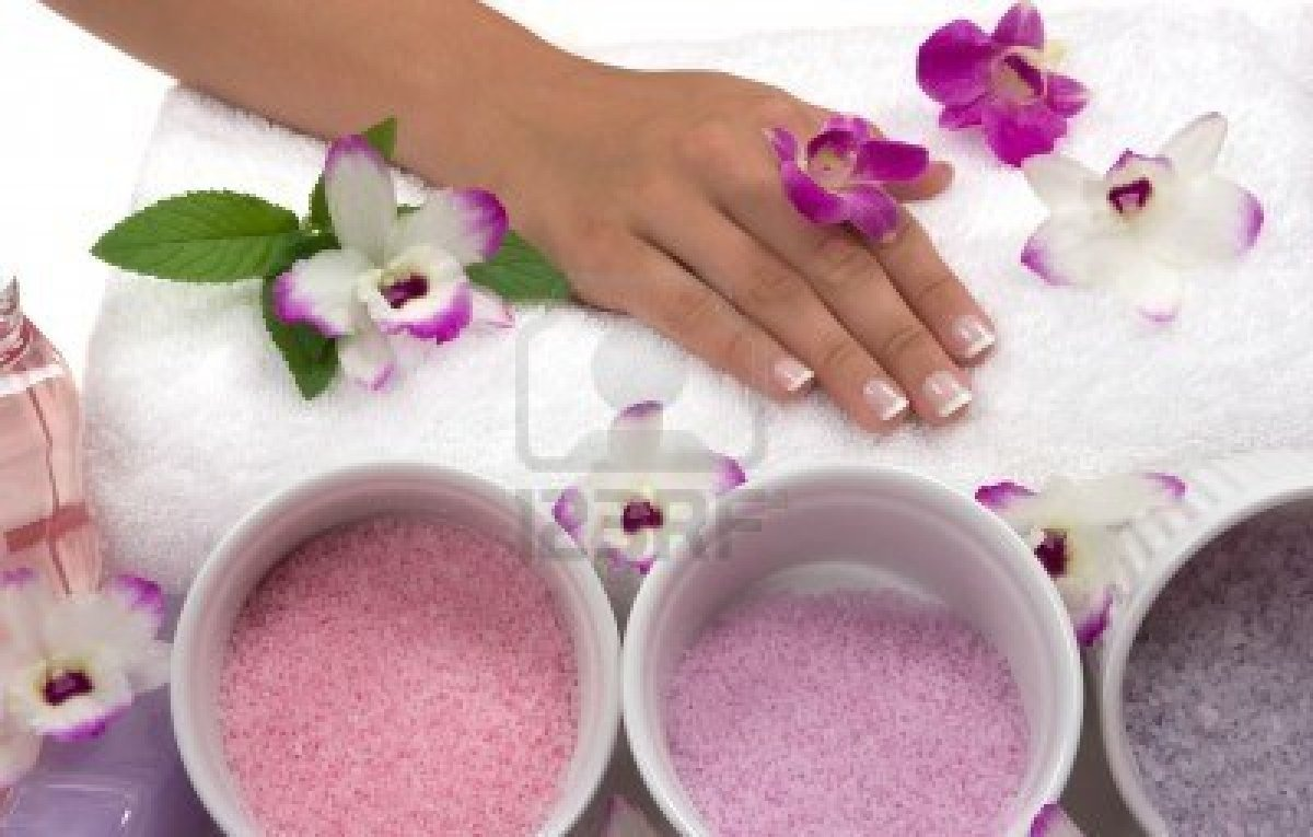 how to make your own scented bath salts