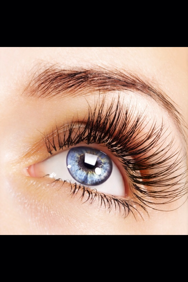 Longer Lashes In MINUTUES