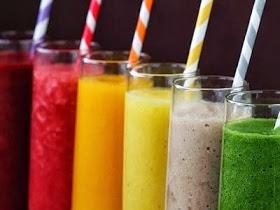 Delicious Smoothies That Help You Drop 10 Pounds Fast + Recipes ✨✨✨✨✨✨