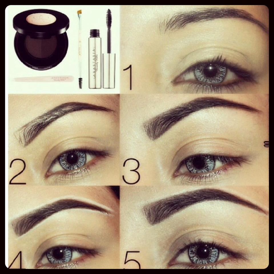 Fill In Your Eyebrows | Trusper: trusper.com/tips/fill-in-your-eyebrows/6438450