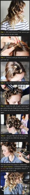 Flat-Iron-Curls-Tutorial