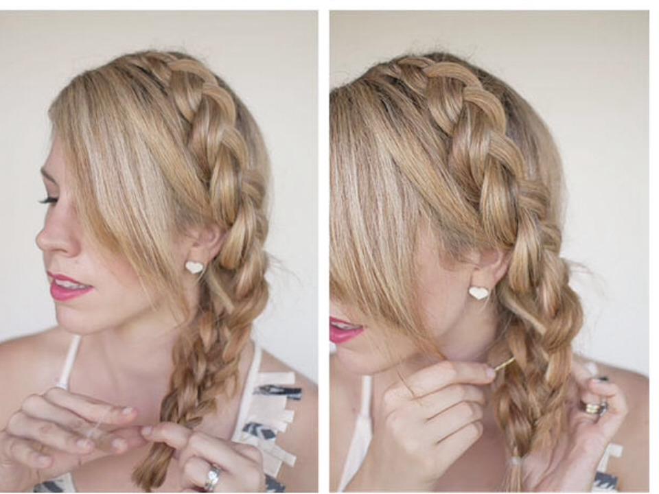 Dutch Side Mermaid Braid Tutorial! SO Cute! LOVE!💞 | Trusper