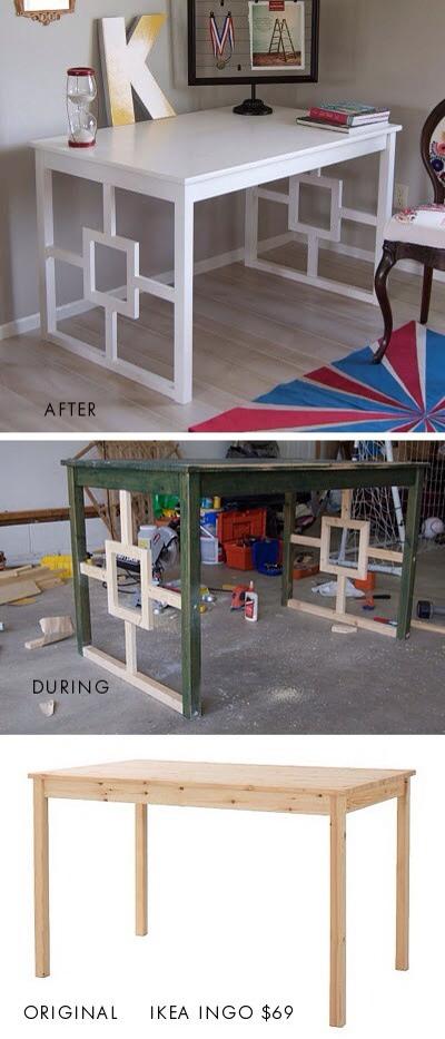 Makeover Desks Great Ideas!!!!!