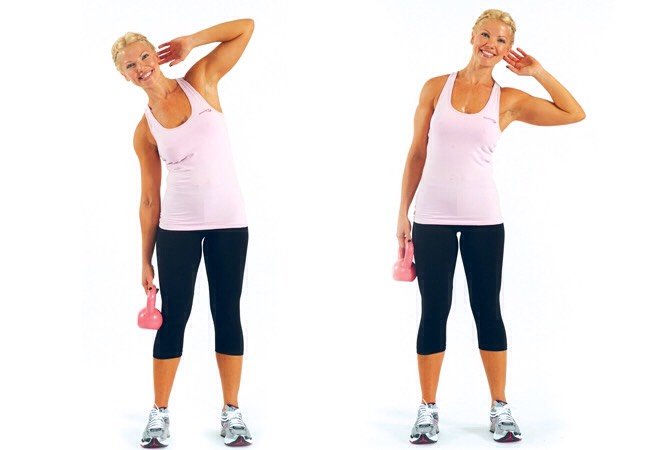 Kettlebell Workout for Beginners - New How To Lose Belly Fat |Kettlebell Waist