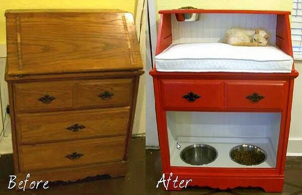Как сделать новую мебель из старой своими руками фото