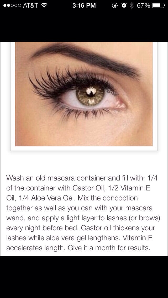 Take Care Of Your Eyelashes And Get Results!